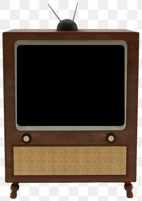 Old Television - Television Set Sorrel–Weed House Television Advertisement Television Show PNG
