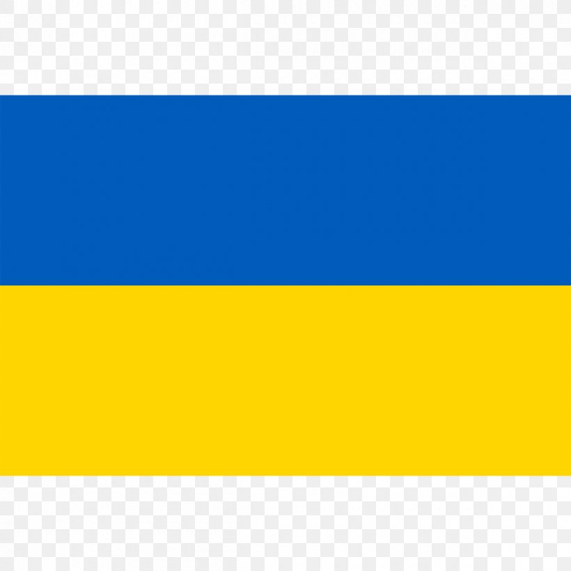 Flag Of Ukraine National Flag World Flag, PNG, 1200x1200px, Flag Of Ukraine, Area, Blue, Country, Day Of The National Flag Download Free