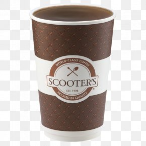Coffee - Scooter's Coffee Cafe Espresso Latte PNG