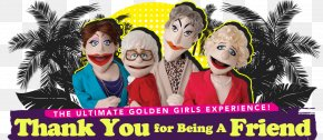 Golden Girls - Thank You For Being A Friend Blanche Devereaux YouTube Toronto Song PNG