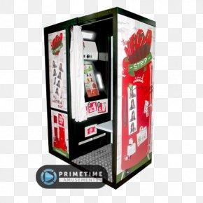 Mega Sale - Photo Booth Vending Machines Camera PNG