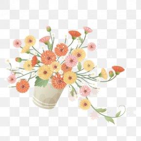 Flowers Design - Flower Vector Graphics Clip Art Illustration Image PNG