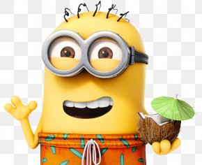 Confused Minion Mng - Minions Paradise Despicable Me: Minion Rush Bob The Minion Android PNG