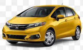 Fit - 2018 Honda Fit EX-L 2018 Honda Fit LX Car Honda Today PNG
