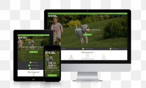 Web Design - Responsive Web Design Service PNG