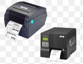 Barcode - Barcode Printer Label Printer Thermal Printing PNG
