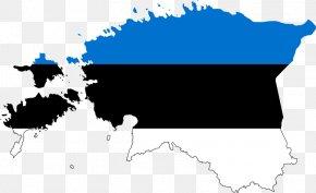 Flag - Flag Of Estonia Estonian Soviet Socialist Republic PNG