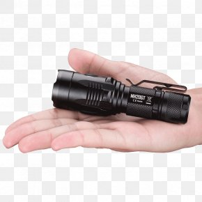 Flashlight - Nitecore MH20 Flashlight Light-emitting Diode Battery Charger PNG