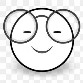 Smiley - Smiley Emoticon Glasses Clip Art PNG