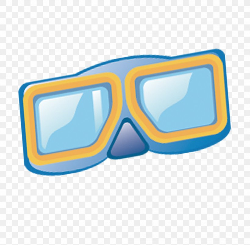 Swimming Goggles Underwater Diving, PNG, 2019x1976px, Swimming, Aqua, Blue, Diving Mask, Electric Blue Download Free