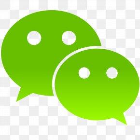 Social Media - WeChat Social Media Logo Messaging Apps PNG