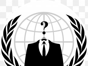 Anonymous - Anonymous ICloud Leaks Of Celebrity Photos Hacktivism Logo Security Hacker PNG