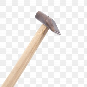 Chopstick Hand - Splitting Maul Hammer Tool Pickaxe PNG