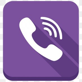 Viber - Viber Telephone Call IPhone PNG