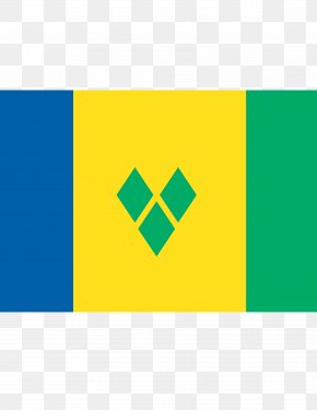 Flag - Flag Of Saint Vincent And The Grenadines Flag Of Saint Vincent And The Grenadines Flag Of Saint Lucia PNG