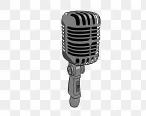 Microphone - Microphone Stands Radio Audio PNG