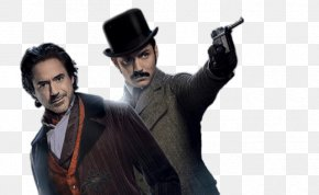 Robert Downey Jr - Robert Downey Jr. Sherlock Holmes: A Game Of Shadows Dr. Watson Film Producer PNG