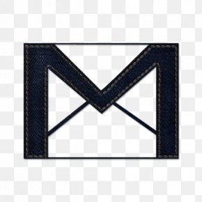 Gmail - Square Angle Black Line Pattern PNG