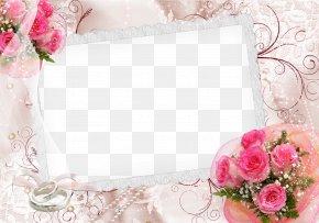 Photo Frame Clipart Best - Wedding Invitation Picture Frames Desktop Wallpaper PNG