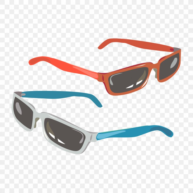 Goggles Sunglasses, PNG, 1000x1000px, Goggles, Beach, Blue, Brand, Designer Download Free