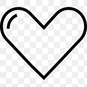 Heart - Love Heart Symbol Clip Art PNG