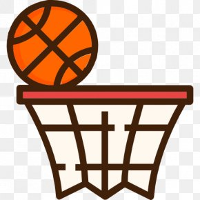 Basketball Icon - Basketball Backboard Rebound Clip Art PNG