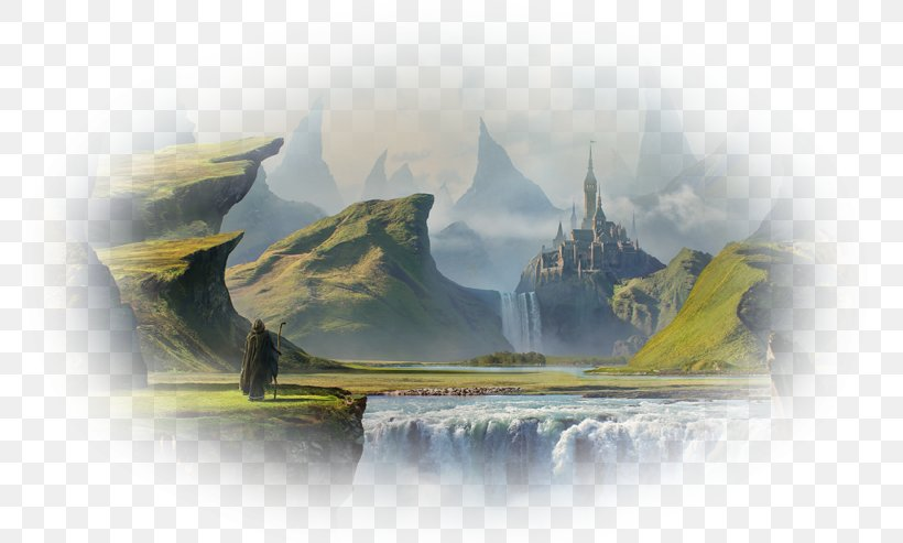 Landscape Painting Desktop Wallpaper Art Wallpaper Png 800x493px Landscape Art Computer Garden Landscape Painting Download Free