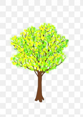 Tree - Branch Tree Spring Clip Art PNG