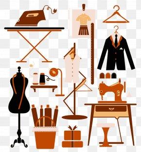 Clothing Design Element Pattern - Clothing Designer Illustration PNG