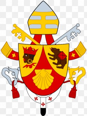 Roman Catholic Archdiocese Of Munich And Freising Vatican City Coat Of Arms Of Pope Benedict XVI Papal Coats Of Arms PNG