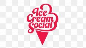 Ice Cream Design - Ice Cream Social Ice Cream Cones Shave Ice PNG