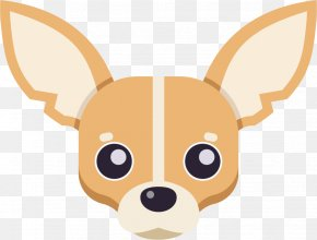 Long Ear Dog Avatar - Dog Ears Dog Ears PNG