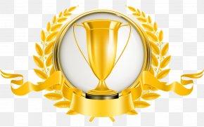Trophy - Trophy Hisco Trophies Award Clip Art PNG