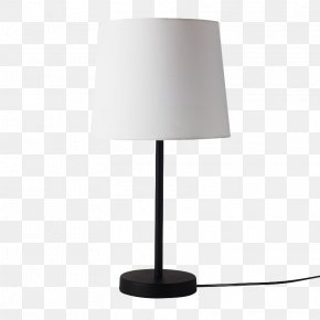 White Table Lamp - Lamp White PNG