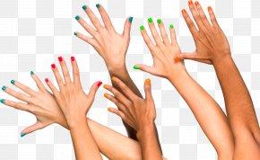 Nail - Nail Polish Manicure Hand Henna PNG