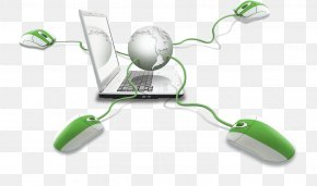 Green And Computer Mouse - Digital Marketing Internet Explorer 8 Cloud Computing Computer Network PNG