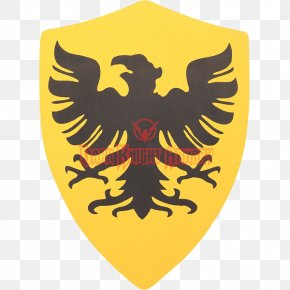Shield - Heater Shield Middle Ages Knight Eagle PNG