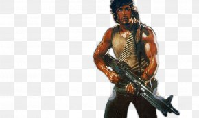 Rambo - Film Poster Film Director YouTube PNG