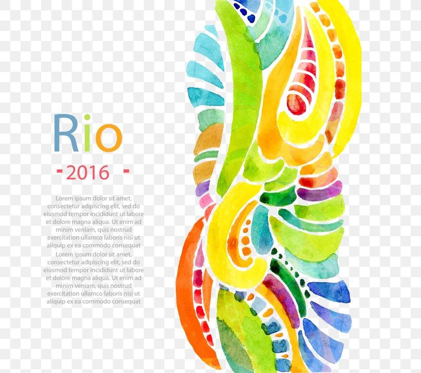 2016 Summer Olympics Rio De Janeiro Petrobras Gas Station Euclidean Vector Sport, PNG, 650x727px, 2016 Summer Paralympics, Olympic Games, Area, Art, Clip Art Download Free