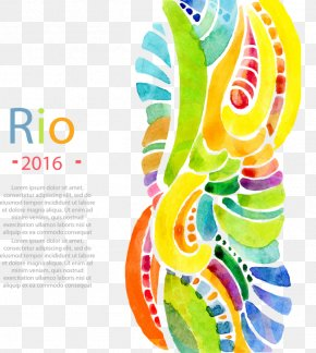 Olympic Poster - 2016 Summer Olympics Rio De Janeiro Petrobras Gas Station Euclidean Vector Sport PNG
