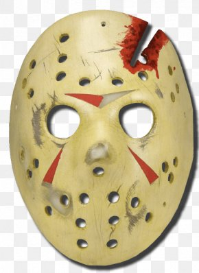 Youtube - Jason Voorhees Friday The 13th: The Game Goaltender Mask YouTube PNG