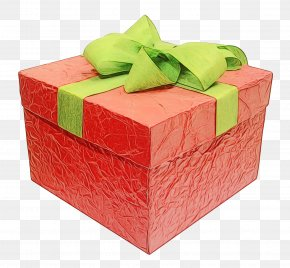Gift Wrapping Rectangle - Box Present Toy Rectangle Gift Wrapping PNG
