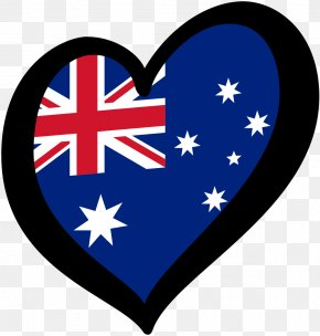 Australia - Flag Of Australia Flag Of The United Kingdom Flag Of Antigua And Barbuda PNG
