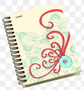Notebook - Hardcover Paper Notebook Cardboard PNG