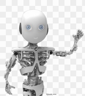 Robotics - Humanoid Robot Roboy Torso PNG