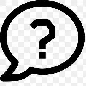 Question Mark - Icon Question PNG