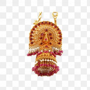 Jewellery - Lalithaa Jewellery Earring Gold Jewellery Store PNG