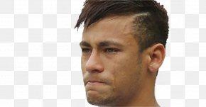 Neymar - Neymar Brazil National Football Team Forehead PNG