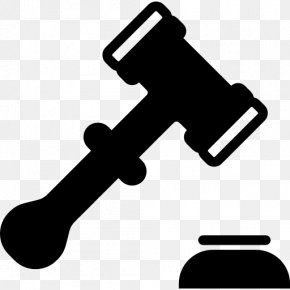 Lawyer - Judge Gavel PNG
