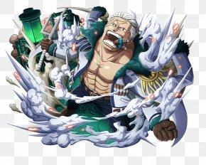 One Piece - Monkey D. Luffy Smoker One Piece Treasure Cruise Edward Newgate PNG